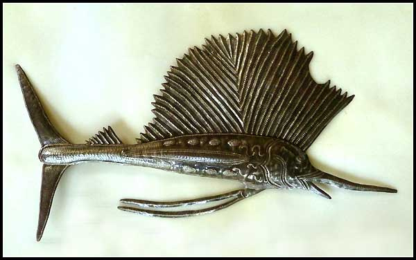 fish wall decor | Roselawnlutheran