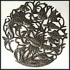 Metal Art - Fish - Lobster - Metal Wall Hangings - Haitian Steel Drum Art - 34""