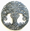"Metal Tree, Irish Art, Celtic Knot, Metal Wall Art, Celtic Artwork, 34"", Irish Metal Art, Irish Gift, Metal Wall Hanging"
