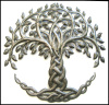 Tree of Life, Irish Art, Celtic Knot, Metal Tree Wall Art, Celtic Art, Celtic Design, Outdoor Metal Art, Irish Decor, Metal Tree, Irish Gift