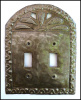 Switch Plate, Double Switchplate Design, Switch-plate, Haitian Metal Art