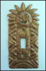 Light Switch Cover - Sun Design Switchplate - Haitian Steel Drum